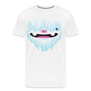 Happy Yeti Shirt - Men's Premium T-Shirt