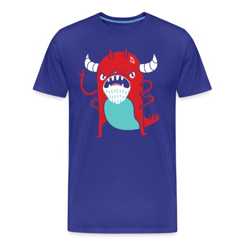 Monster Nagging - Men's Premium T-Shirt
