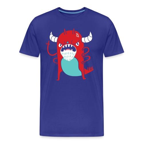 Monster Nagging - Men's Premium T-Shirt