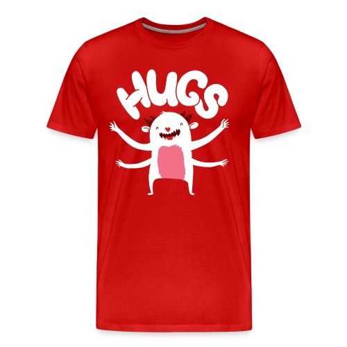 Monster Hugs - Men's Premium T-Shirt