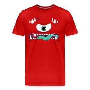 One-Eyed Monster - Men's Premium T-Shirt