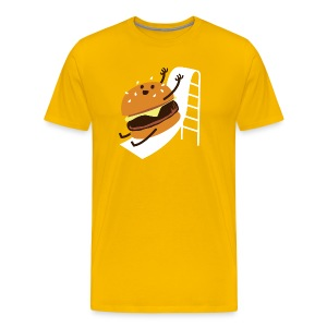 Slider Burger! - Men's Premium T-Shirt