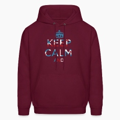 Keep calm ... Union Jack  Hoodies