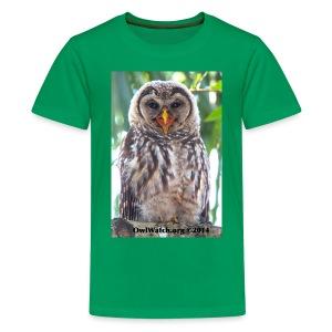 Laughing Owlet - Kids' Premium T-Shirt