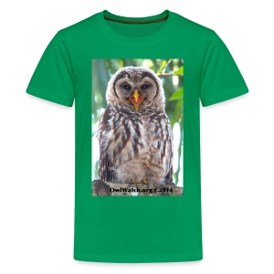 Laughing Owlet - Kids' Premium T-Shirt