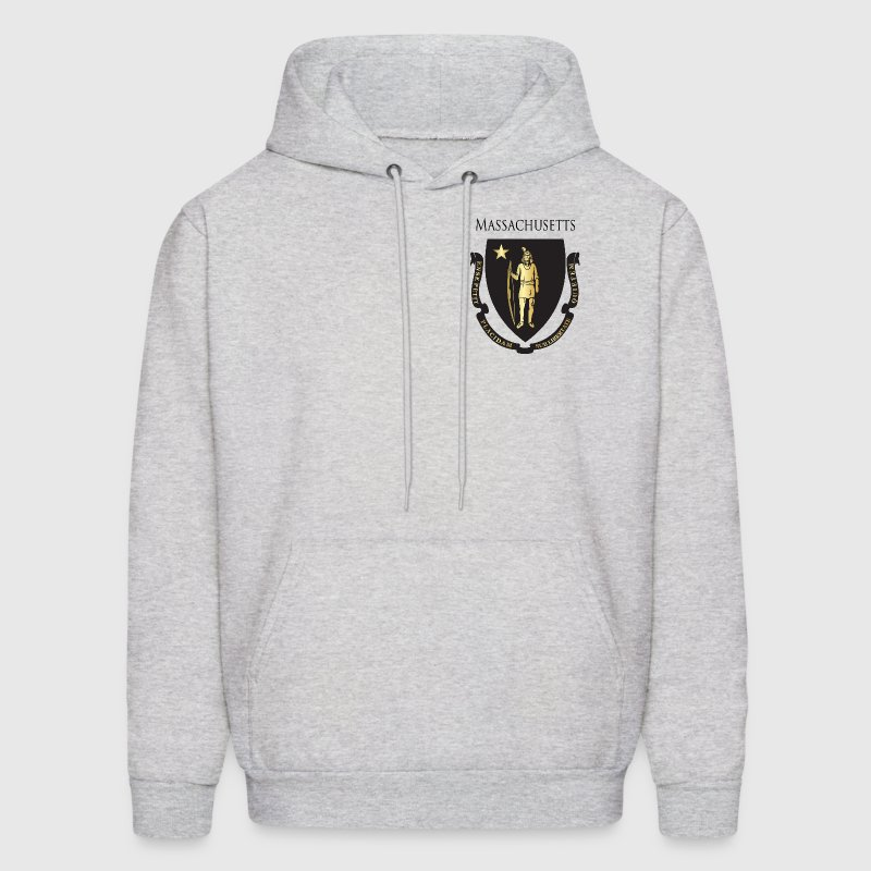Massachusetts  Hoodies - Men's Hoodie
