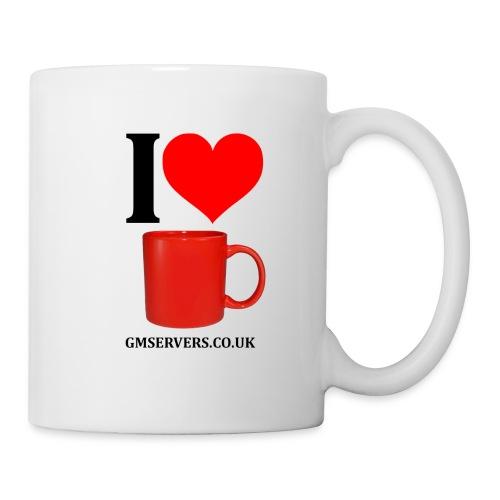 I  - Coffee/Tea Mug