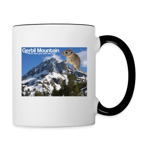 GM - Real Gerbil Mug - Contrast Coffee Mug
