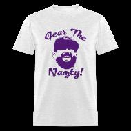 T-Shirts ~ Men's T-Shirt ~ Fear The Nazty - Dark - Mens T-shirt