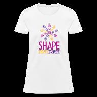 T-Shirts ~ Women's T-Shirt ~ Diva Dash Logo T