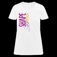 T-Shirts ~ Women's T-Shirt ~ Diva Dash Script T