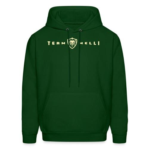 Team Melli Badge - Hoodie - Men's Hoodie