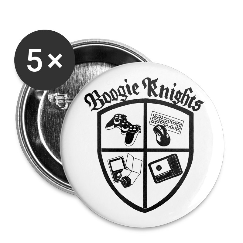 boogieknightswhite600 - Large Buttons