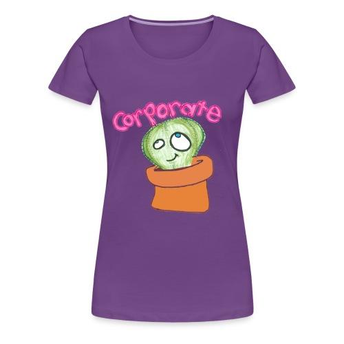 broad shirt - Women's Premium T-Shirt