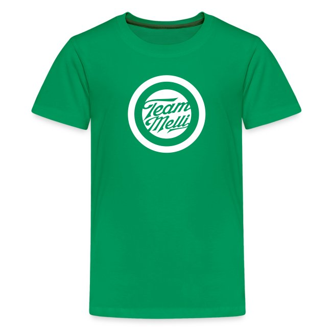 Team Melli Retro - Kid's Tee