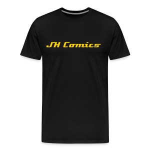 JH Comics Black - Men's Premium T-Shirt