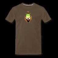 T-Shirts ~ Men's Premium T-Shirt ~ Very Dapper Frog