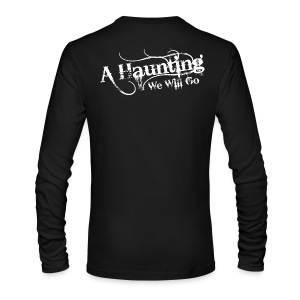 AHWWG White Logo - Men's Long Sleeve T-Shirt by Next Level