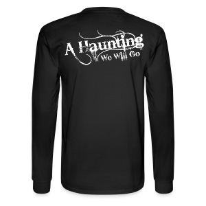 AHWWG White Logo - Men's Long Sleeve T-Shirt