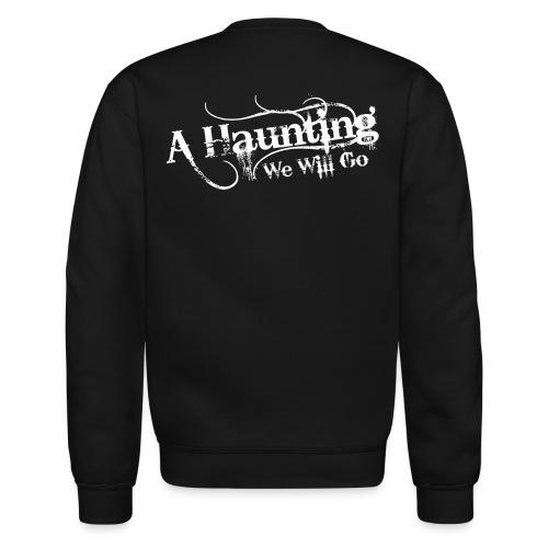 AHWWG White Logo - Crewneck Sweatshirt