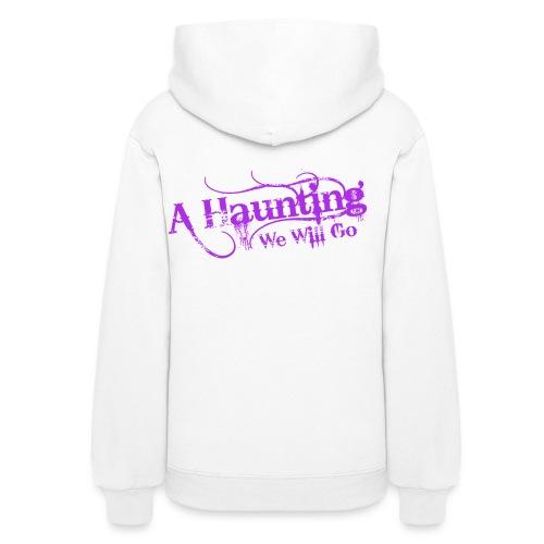 AHWWG Purple Logo - Women's Hoodie
