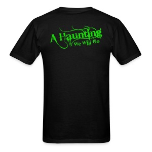 AHWWG green Logo - Men's T-Shirt