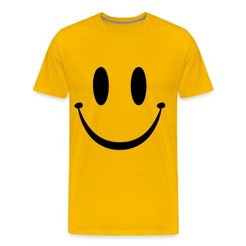 G-Dragon's Smiley Shirt - Men's Premium T-Shirt