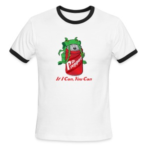 If You Can, I Can - Men's Ringer T-Shirt