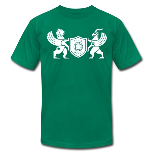 Griffins Shield - Men's Tee - Men's T-Shirt by American Apparel