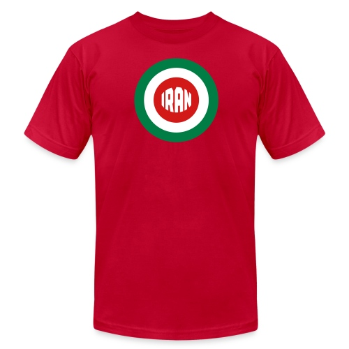IRAN Mod- Tee - Men's Fine Jersey T-Shirt
