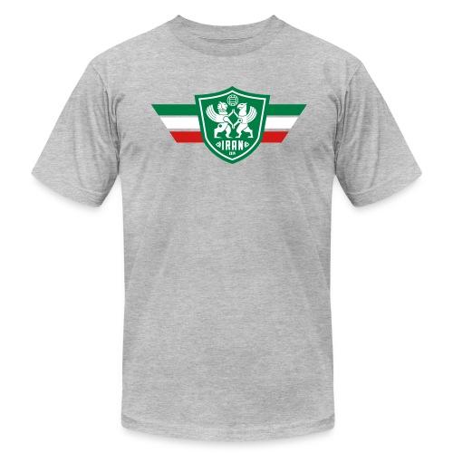 Iran Flag - Men's Tee - Men's Fine Jersey T-Shirt