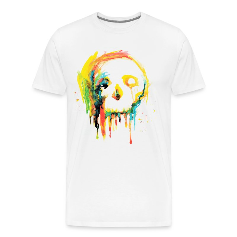 Happy/Grim - Men's Premium T-Shirt