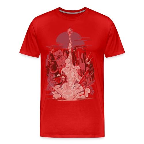 Smash! Zap!! Zooom!! - Men's Premium T-Shirt