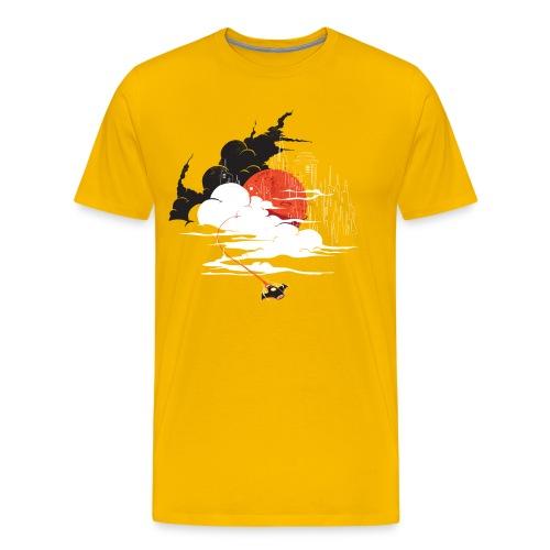 Uncharted Voyage - Men's Premium T-Shirt