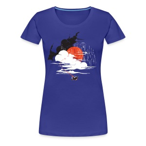 Uncharted Voyage - Women's Premium T-Shirt