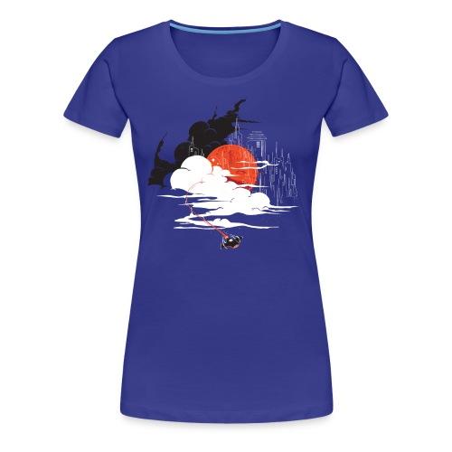 Uncharted Voyage - Women's Premium T-Shirt