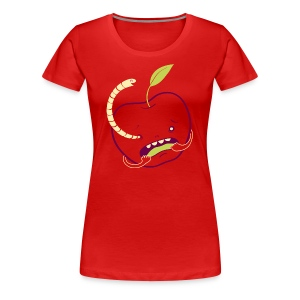 Ahhhple! - Women's Premium T-Shirt