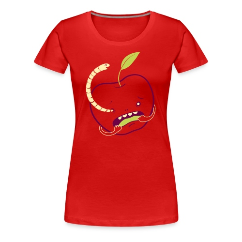 Ahhhple! - Women's Premium T-Shirt