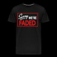 T-Shirts ~ Men's Premium T-Shirt ~ Sorry