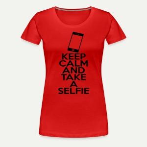 Keep Calm Selfie