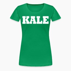 KALE-Healthy Eating Women's T-Shirts