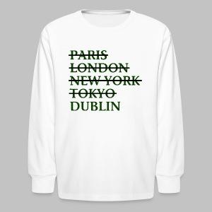 Paris London Nyc Tokyo Dublin