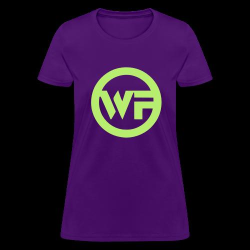 WF Cirlce Logo Ladies - Women's T-Shirt