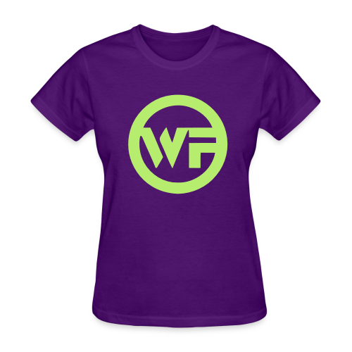 WF Cirlce Logo Ladies - Women's T-Shirt