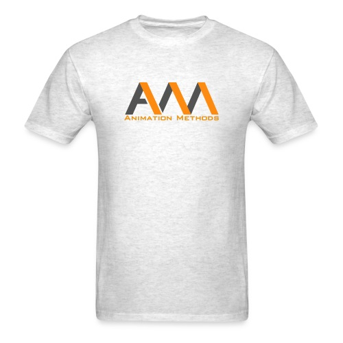 Animation Methods (male) - Men's T-Shirt
