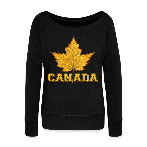 Women's Canada Shirt Varsity Canada Souvenir Sweatshirts