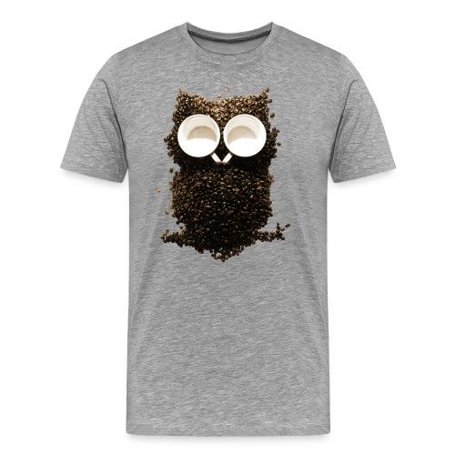 Hoot! Night Owl! - Men's Premium T-Shirt