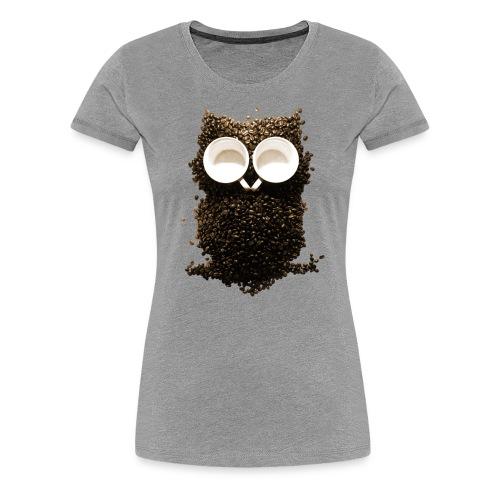 Hoot! Night Owl! - Women's Premium T-Shirt