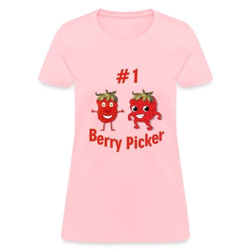 #1 Berry Picker (Women's T) - Women's T-Shirt