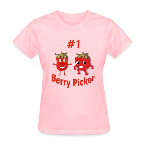 #1 Berry Picker (Women's T) - Women's T-Shirt
